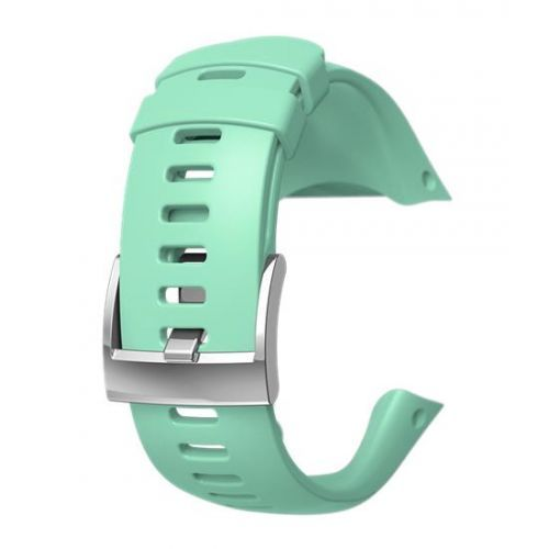Curea ceas Suunto Spartan Trainer Wrist HR Steel, verde
