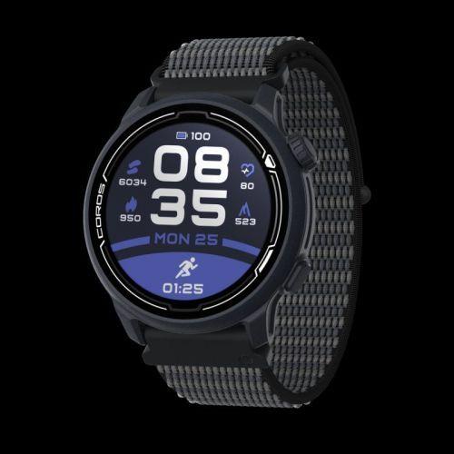 COROS PACE 2 Premium GPS Sport Watch Dark Navy w/ Nylon Band