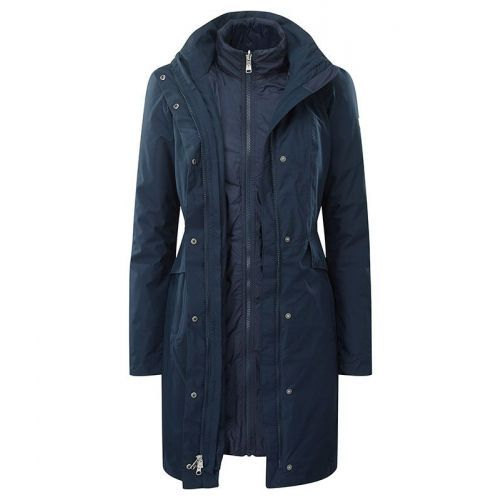 Geaca Femei The North Face W Suzanne Triclimate