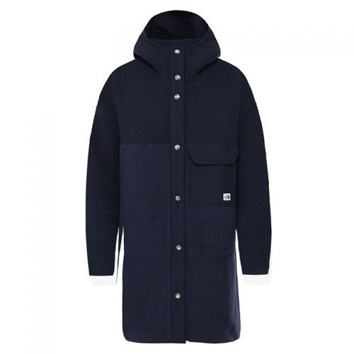 Geaca The North Face W Fleece Mashup Coat