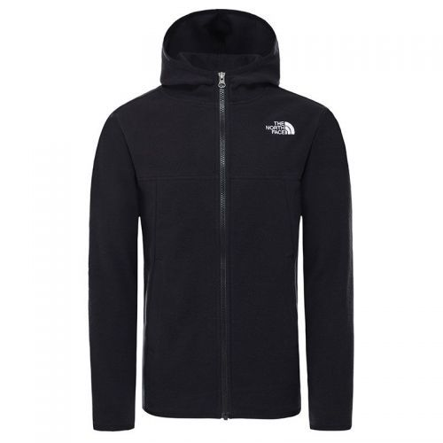 Hanorac copii The North Face B Glacier Fz Hoodie