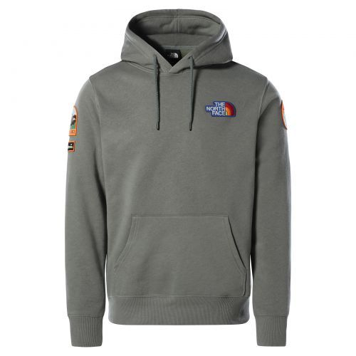 Hanorac The North Face M Novelty Patch