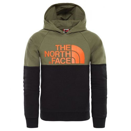 Hanorac Copii The North Face Y Drew Peak Raglan