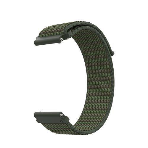 COROS APEX 46mm/APEX PRO Band - Nylon Band - Green
