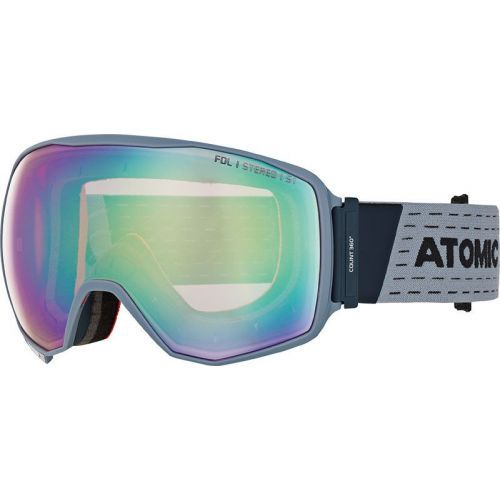 Ochelari Atomic Count 360° Stereo Blue