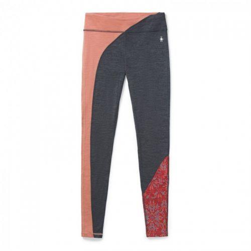 Pantaloni Corp Smartwool W Merino 250 Colorblock Bottom Boxed