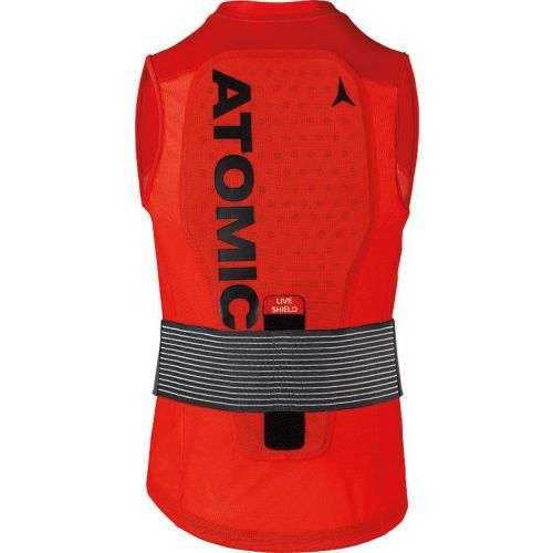 Protectie Atomic Live Shield Vest M Red