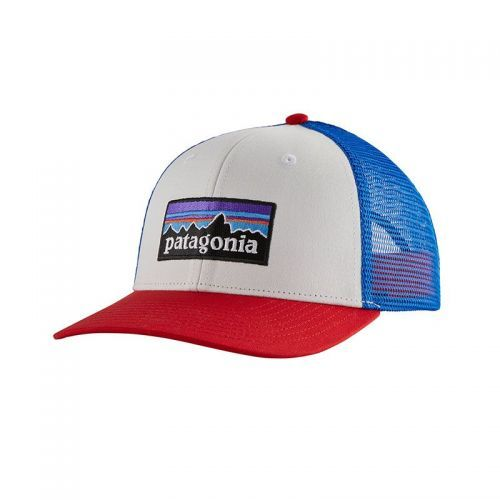 Sapca Patagonia P-6 Logo Trucker