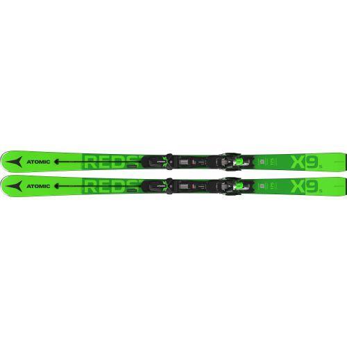 Ski Atomic Redster X9 S + X 12 Gw Green