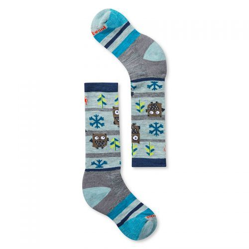 Sosete Copii Smartwool K Wintersport Owl