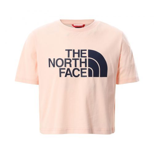 Tricou Copii The North Face G Easy Cropped