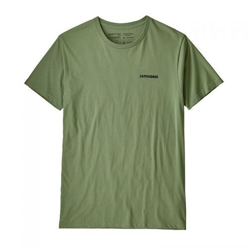 Tricou Patagonia M Stand Up Organic Cotton