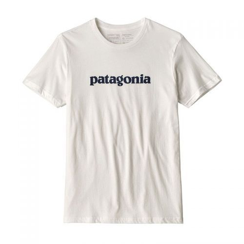 Tricou Patagonia M Text Logo Organic