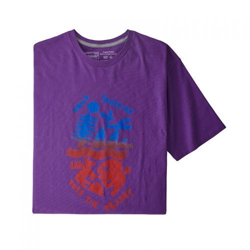 Tricou Patagonia M Together For The Planet Organic