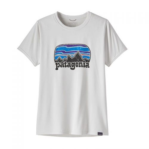 Tricou Patagonia W Capilene Cool Daily Graphic