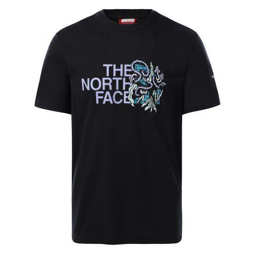 Tricou The North Face M Black Box Graphic