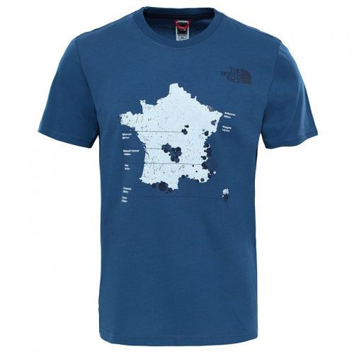 Tricou The North Face M Country Peak 17
