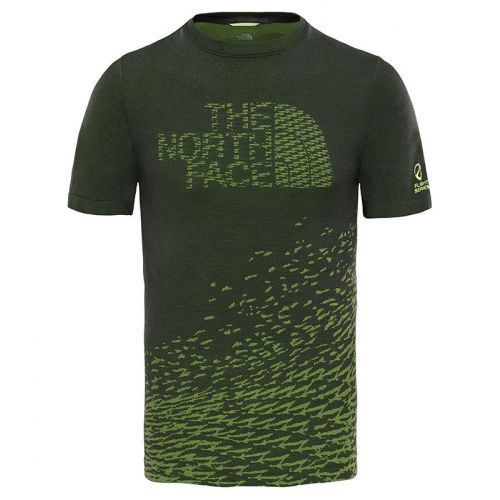 Tricou The North Face M Flight Logo Seamless S/s