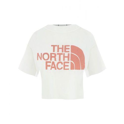 Tricou The North Face W Half Dome Cropped